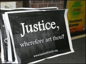 Justice, wherefore art thou 3